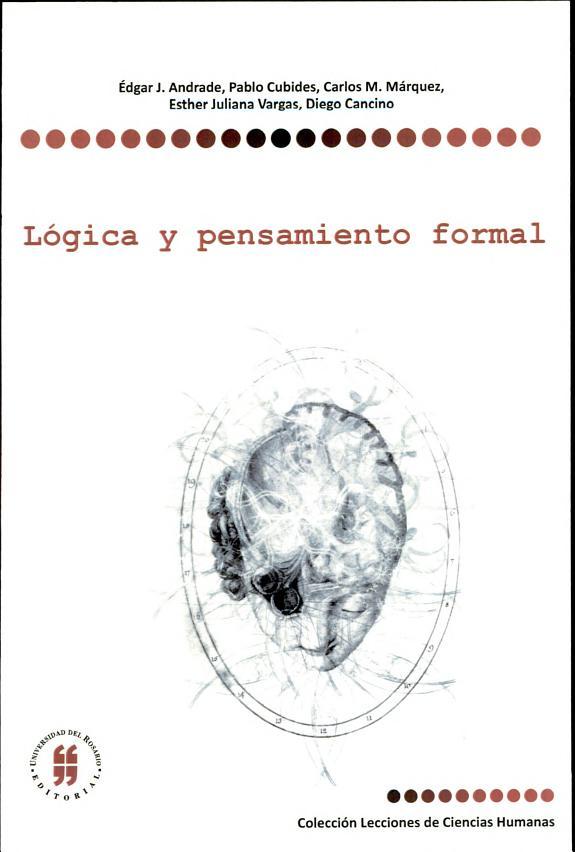 Lógica y pensamiento formal  libro de autores