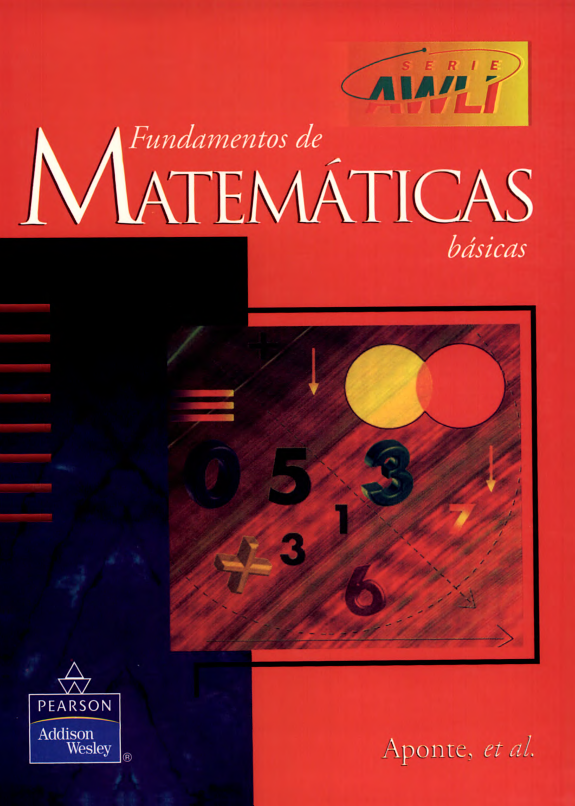 Matemáticas Básicas libro de Gladys Aponte
